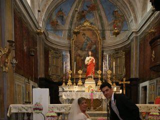 Le nozze di Jacopo e Luana