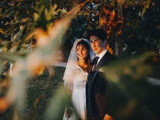 Le nozze di Milena e Riccardo