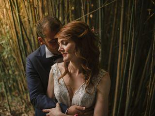 Le nozze di Andrea e Marina