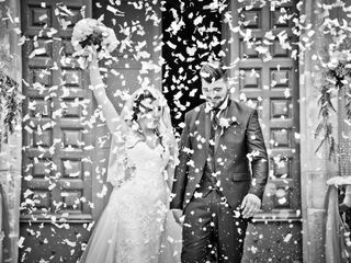 Le nozze di Francesca e Christopher