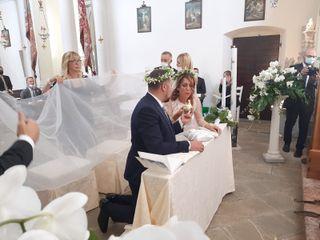 Le nozze di Marina e Federico