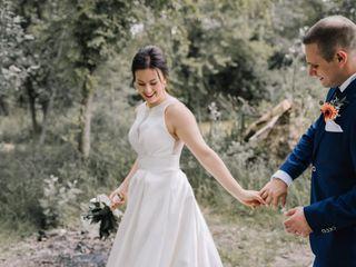 Le nozze di Emma e Massimiliano