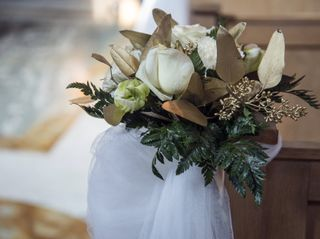 Le nozze di Alexandra e Athanasios 1