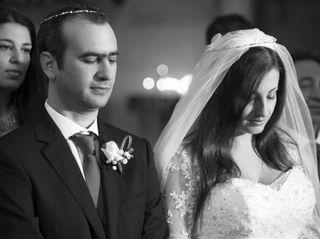 Le nozze di Alexandra e Athanasios