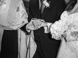 Le nozze di Alexandra e Athanasios 2