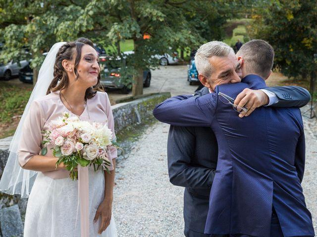 Il matrimonio di Giovanna e Fabio a Castelletto sopra Ticino, Novara 4