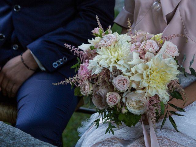 Il matrimonio di Giovanna e Fabio a Castelletto sopra Ticino, Novara 5