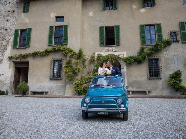 Il matrimonio di Giovanna e Fabio a Castelletto sopra Ticino, Novara 7