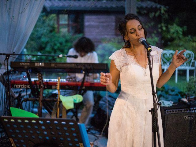 Il matrimonio di Giovanna e Fabio a Castelletto sopra Ticino, Novara 2