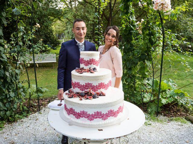 le nozze di Fabio e Giovanna