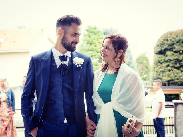 Il matrimonio di Christian e Milena a Inverigo, Como 34