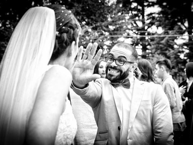 Il matrimonio di Christian e Milena a Inverigo, Como 46