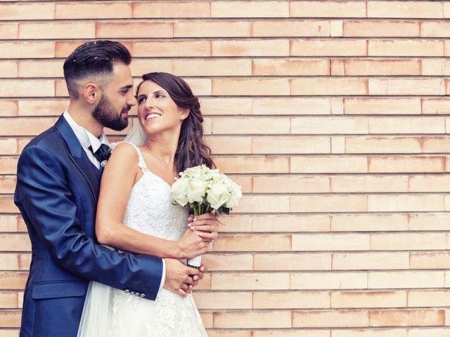 Le nozze di Milena e Christian
