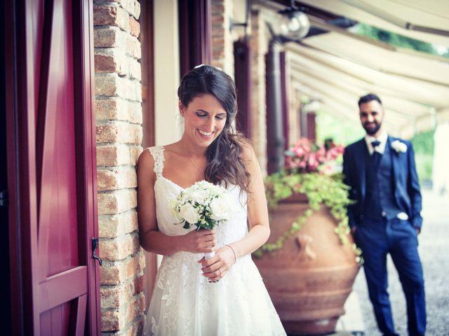 Il matrimonio di Christian e Milena a Inverigo, Como 49