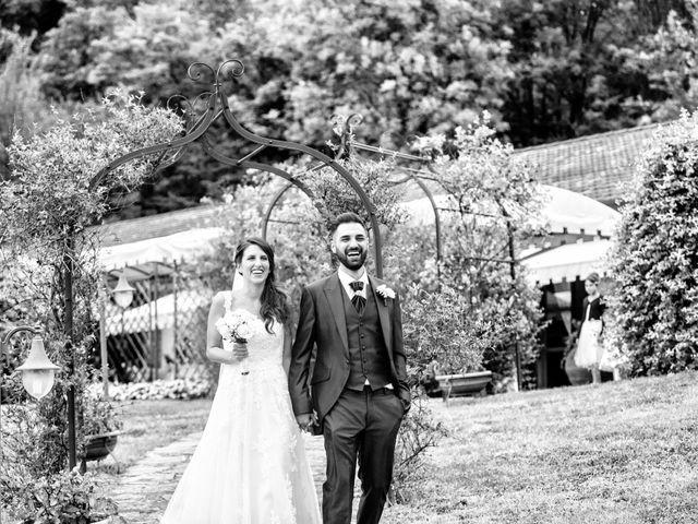 Il matrimonio di Christian e Milena a Inverigo, Como 50