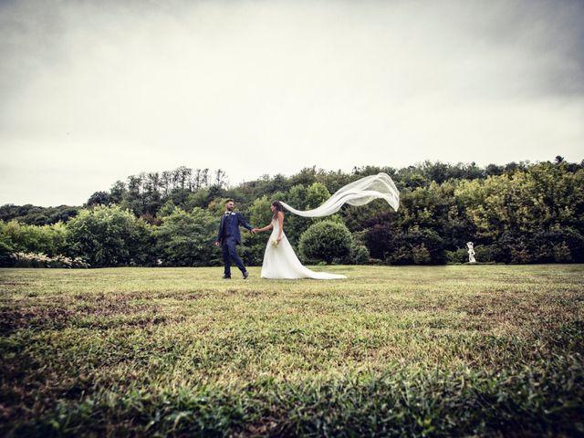 Il matrimonio di Christian e Milena a Inverigo, Como 52