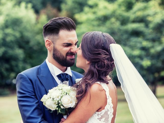 Il matrimonio di Christian e Milena a Inverigo, Como 53
