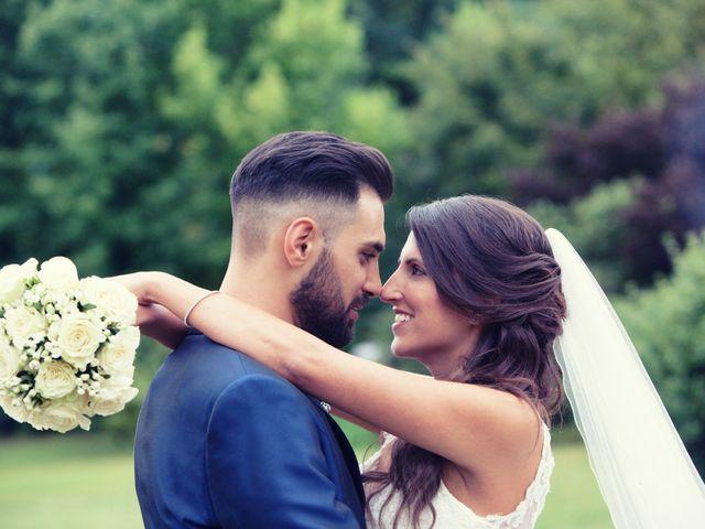 Il matrimonio di Christian e Milena a Inverigo, Como 54