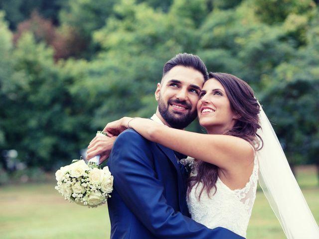 Il matrimonio di Christian e Milena a Inverigo, Como 55