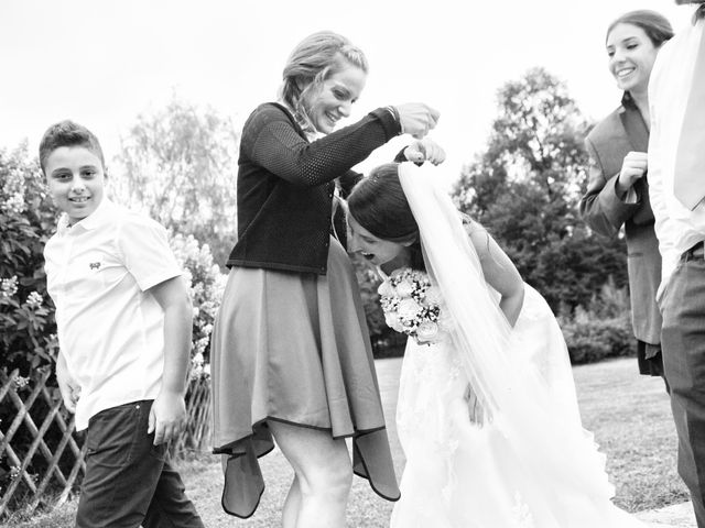 Il matrimonio di Christian e Milena a Inverigo, Como 57