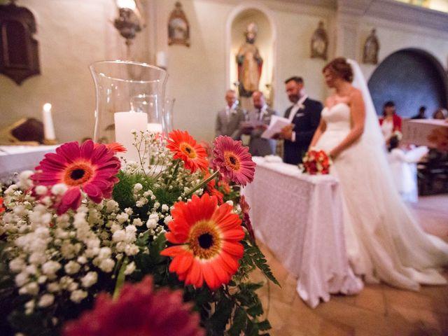 Il matrimonio di Massimo e Daniela a Cervesina, Pavia 9
