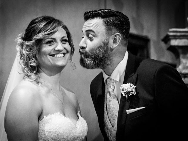 Il matrimonio di Massimo e Daniela a Cervesina, Pavia 13
