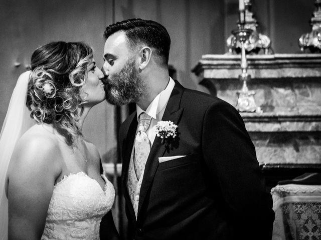 Il matrimonio di Massimo e Daniela a Cervesina, Pavia 14