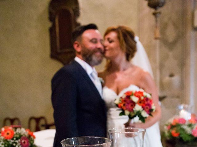 Il matrimonio di Massimo e Daniela a Cervesina, Pavia 15