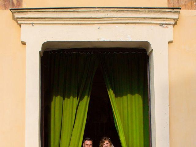 Il matrimonio di Massimo e Daniela a Cervesina, Pavia 16