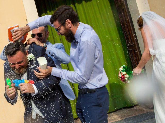 Il matrimonio di Massimo e Daniela a Cervesina, Pavia 18