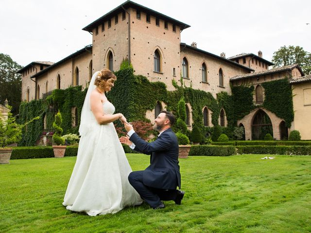 Il matrimonio di Massimo e Daniela a Cervesina, Pavia 19
