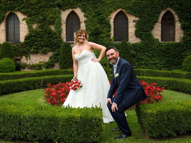 Il matrimonio di Massimo e Daniela a Cervesina, Pavia 20
