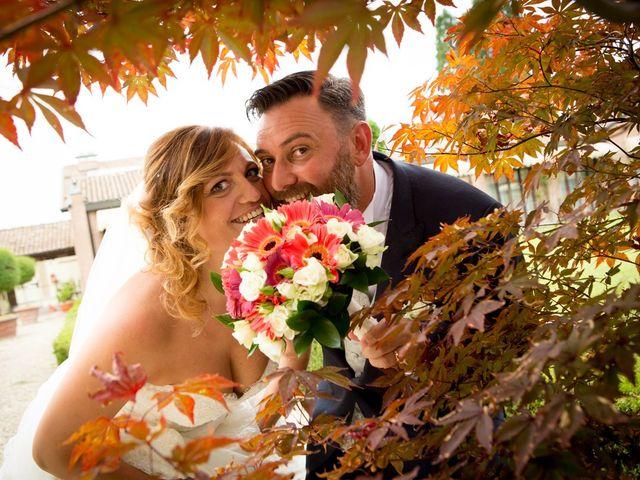 Il matrimonio di Massimo e Daniela a Cervesina, Pavia 23