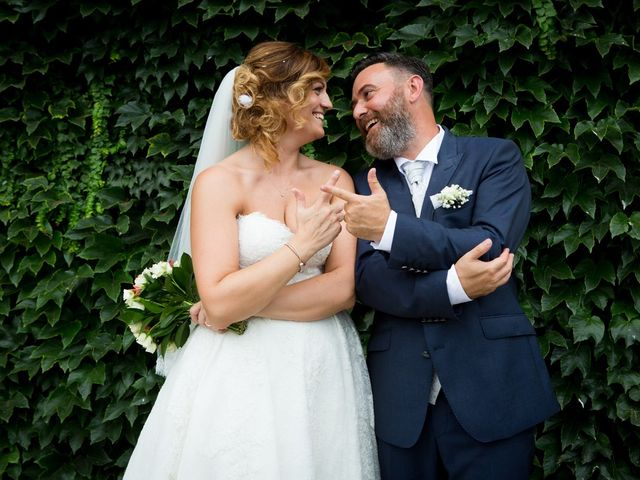 Il matrimonio di Massimo e Daniela a Cervesina, Pavia 24
