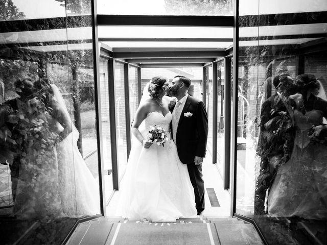 Il matrimonio di Massimo e Daniela a Cervesina, Pavia 25