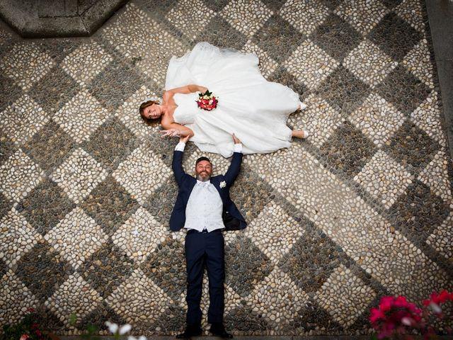 Il matrimonio di Massimo e Daniela a Cervesina, Pavia 2