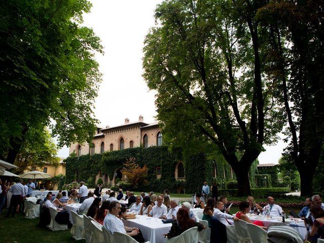 Il matrimonio di Massimo e Daniela a Cervesina, Pavia 26