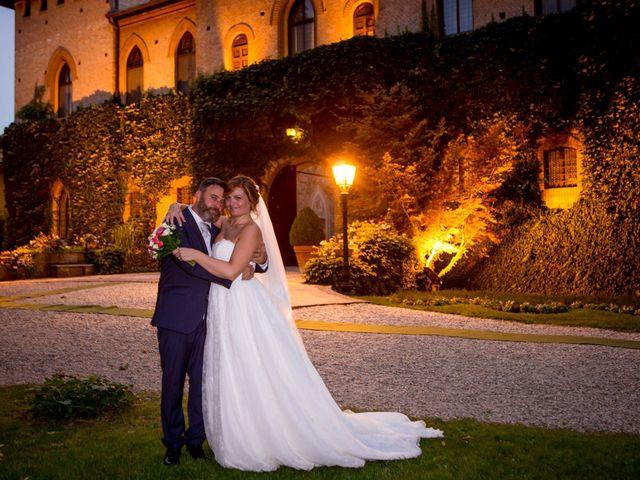 Il matrimonio di Massimo e Daniela a Cervesina, Pavia 27
