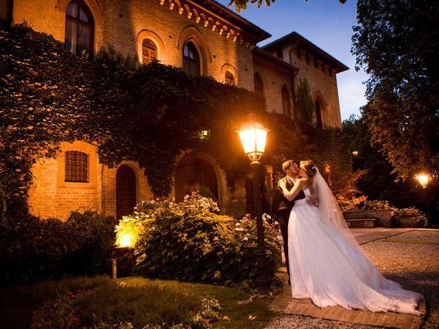 Il matrimonio di Massimo e Daniela a Cervesina, Pavia 28
