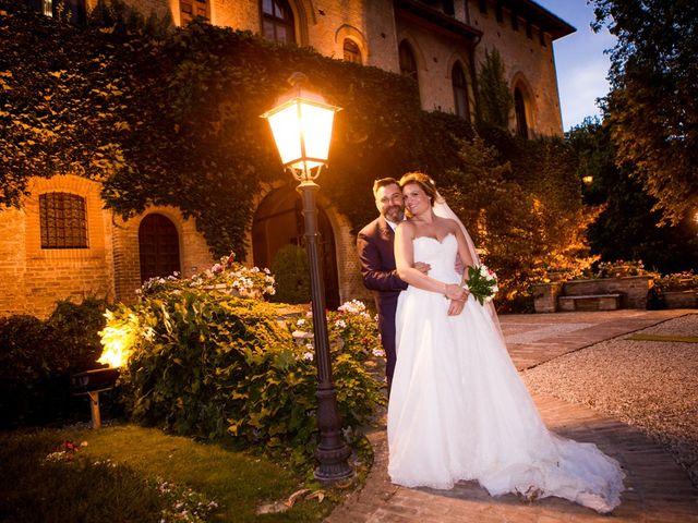 Il matrimonio di Massimo e Daniela a Cervesina, Pavia 29