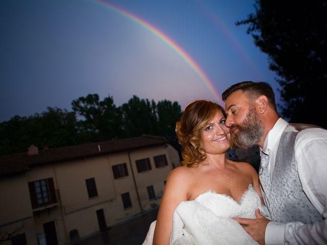 Il matrimonio di Massimo e Daniela a Cervesina, Pavia 30