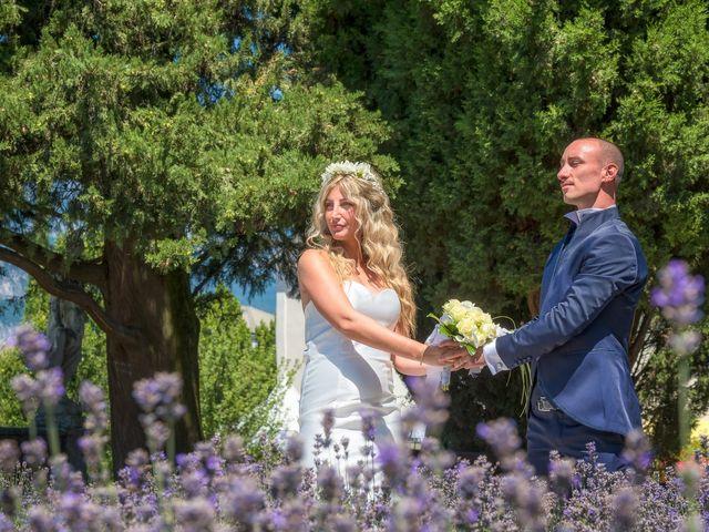 Il matrimonio di Ivano e Jackline a Trento, Trento 11