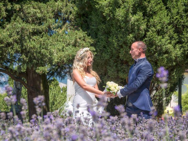 Il matrimonio di Ivano e Jackline a Trento, Trento 12