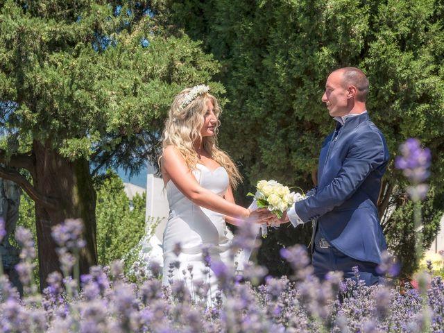 Il matrimonio di Ivano e Jackline a Trento, Trento 13
