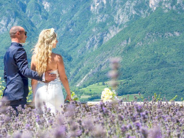 Il matrimonio di Ivano e Jackline a Trento, Trento 14
