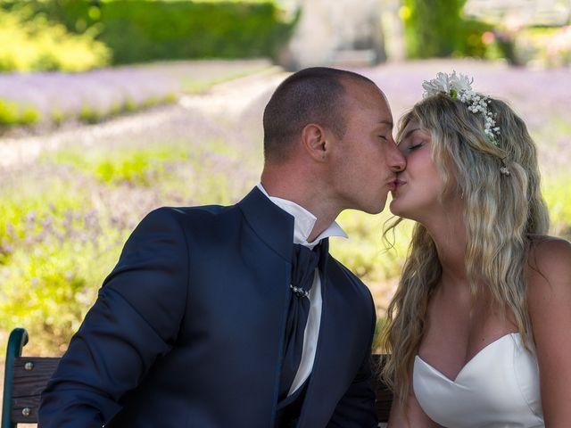 Le nozze di Jackline e Ivano