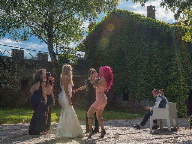 Il matrimonio di Ivano e Jackline a Trento, Trento 26
