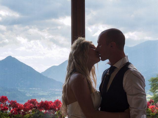 Il matrimonio di Ivano e Jackline a Trento, Trento 28