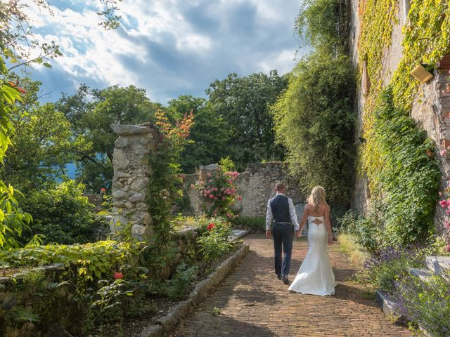 Il matrimonio di Ivano e Jackline a Trento, Trento 34