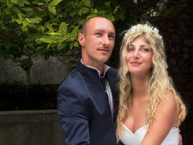 Il matrimonio di Ivano e Jackline a Trento, Trento 35
